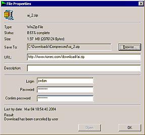 4e4f5 file prop - 如何使用IDM文件属性对话框